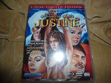 Marquis de Sade's Justine [Blu-ray + DVD + CD Combo] (1969)