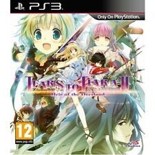 Tears To Tiara II 2 Heir Of The Overlord PS3 Game Brand New