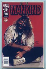 Mankind 1 Photo Cover DF Limited Series Sealed COA Rare CGC worthy