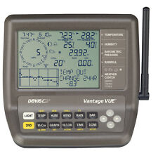 DAVIS 6351 CONSOLE VANTAGE VUE MODEL 6351 WEATHER STATION