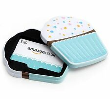 Amazon.co.uk Gift Card - In a Cupcake Gift Box - £20 - FREE One-Day Delivery