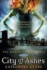 City of Ashes (The Mortal Instruments, Book 2)-ExLibrary