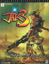 Jak 3: The Official Guide 2004, Paperback Playstation 2 Naughty Dog