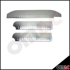 Mercedes Vito W639 / Viano W639 Chrom Norm Einstiegsleisten aus Edelstahl 3 tlg