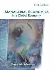 Managerial Economics in a Global Economy with Economic Applications Card