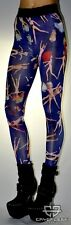 Lip Service 24 Hours Barbie Doll Cyberpunk Raver Sublimation Cute Leggings Med