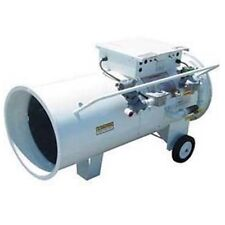 HEATER - Portable - Industrial - Direct Fired - Dual Fuel VP/NG/LP - 750,000 BTU
