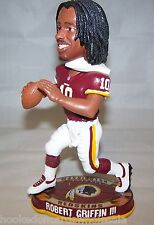 2012 Robert Griffin III Washington Redskins ROOKIE YEAR Bobblehead Doll Limited