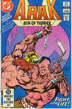 Arak, Son of Thunder # 22 (USA,1983)