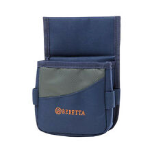 Beretta Uniform Pro Cartridge Pouch Blue BRAND NEW Hunting Shooting BSL2