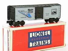 Lionel 6-7785 TCA Toy Train Museum Hoge Toys Boxcar 1985 C9 Display