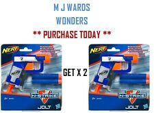 Nerf N-Stike ELITE - Jolt - X 2 - ** YOU GET 2 OF THEM **