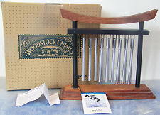 WOODSTOCK Percussion TRANQUILITY TABLE CHIME new in open box