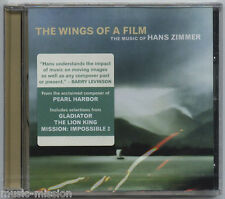 THE WINGS OF A FILM - THE MUSIC OF HANS ZIMMER: GLADIATOR, RAIN MAN...