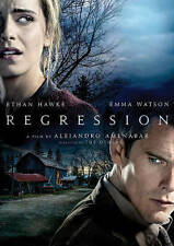 Regression DVD EMMA WATSON INCEST AND SATAN LIKE NEW W/SLIP COVER DVD