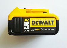 DeWalt DCB205 20V MAX 5.0 Ah XR Heavy Duty Li-Ion rechargeable BatteryNEW