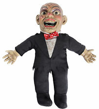 HALLOWEEN CHARLIE HAUNTED DOLL SOUND PROP DECORATION HAUNTED HOUSE CEMETARY