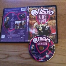 ANN & NANCY WILSON - HEART -  2002 - DVD - NUOVO - ALIVE IN SEATTLE
