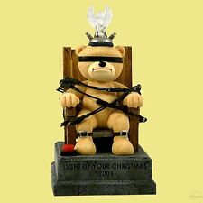 BAD TASTE BEARS SPARKY ELECTRIC CHAIR XMAS CHRISTMAS 2005 -RARE- MORE IN SHOP