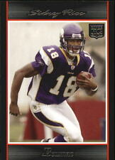 2007 Bowman #149 Sidney Rice RC Rookie Vikings Seahawks