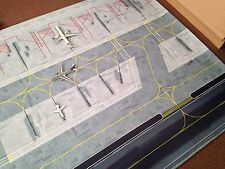 Supersize Model Airport Apron Mat Foil. 841mm x 1189mm. 1/500/1/400