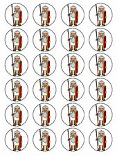 "x24 1.5"" Cartoon Roman Soldier legionary Childrens Cupcake On Edible Rice Paper"