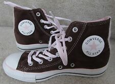 Converse All Star HIgh Top Brown Pink Unisex Sneakers Size 4.5 Men 6.5W #1T407