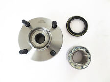 1 Front Left or Right Wheel Hub & 1 Bearing Set For   Nissan   Altima 1993-1997