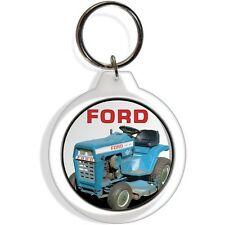 Ford Garden Farm Tractor Keychain Key Chain Ring LGT 125 equipment part Lawn