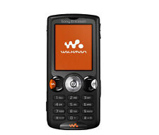 Sony Ericsson Walkman W810i - black (Unlocked) Cellular Phone Free Shipping