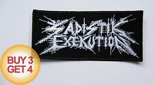 SADISTIK EXEKUTION W PATCH,BUY3GET4,BLASPHEMY,ARCHGOAT,REVENGE,BEHERIT,CONQUEROR