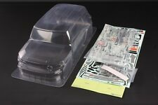 Tamiya 1/10 CC-01 Toyota FJ Cruiser Clear Body Set #51560 OZ RC Models