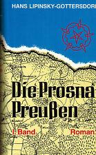 Lipinsky-Gottersdorf, Die Prosna-Preußen 1, Dominium, Landadel Ost-Oberschlesien