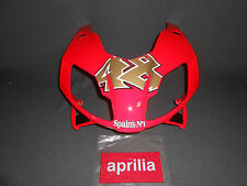BRAND NEW GENUINE APRILIA RS 125 2007 SPAINS NO.1 FRONT FAIRING AP8179916