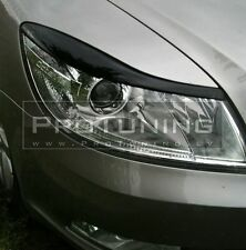 SKODA OCTAVIA 1Z 08-14 Headlight eyebrows eyelids brows mask cover eye lid brow