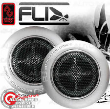 "FLI Fl1  Audio Comp1 1"" 25mm 165w Watts Pair Of Car Van Dash Door Tweeters Set"