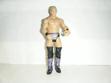 WWE CHRIS JERICHO CATCHEUR BASIC ACTION SERIES 4 FIGURINE CATCH MATTEL
