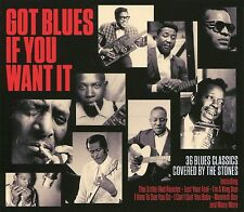 GOT BLUES IF YOU WANT IT - 2 CD BOX SET - LITTLE BABY, I'M A MAN & MANY MORE
