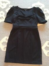 Forever New Ladies Black Dress Vintage /40's Style -  Size 12
