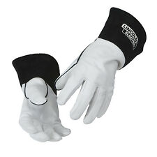 Lincoln Leather TIG Welding Gloves Welding Gloves K2981 Size Medium