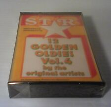 Star 12 Golden Oldies Vol 4 Cassette - SEALED