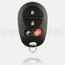 Replacement For 2004 2005 2006 2007 2008 2009 2010 Toyota Sienna Remote