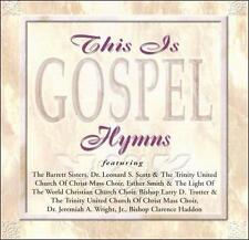 FREE US SH (int'l sh=$0-$3) NEW CD Various Artists: This Is Gospel: Hymns