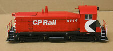 Walthers/Proto SW8/900, standard DC decorated as CP #6713, new in box, excellent