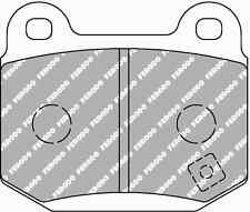 FERODO RACING DS2500 BRAKE PADS FCP1562H WRX 2.0 STi BREMBO SEE PAD OUTLINE