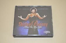 Shirley Bassey-this is my life/Readers Digest 2011/3cd BOX
