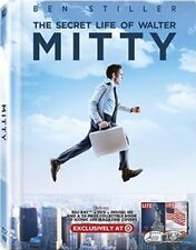 THE SECRET LIFE OF WALTER MITTY [TARGET-EXCL. Blu-ray/DVD, 2014] - NEW DIGIBOOK!