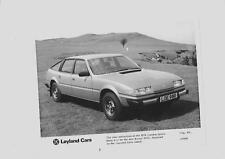 LEYLAND CARS ROVER 3500 @ 1976 'R' REGISTERED PRESS PHOTO 'BROCHURE CONNECTED'