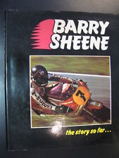 Barry Sheene, The Story So Far by Ian Beachman