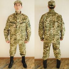 New Tactic Ukrainian Military Army Digital Camo Uniform Set BDU Suit. 2XL XXL 54